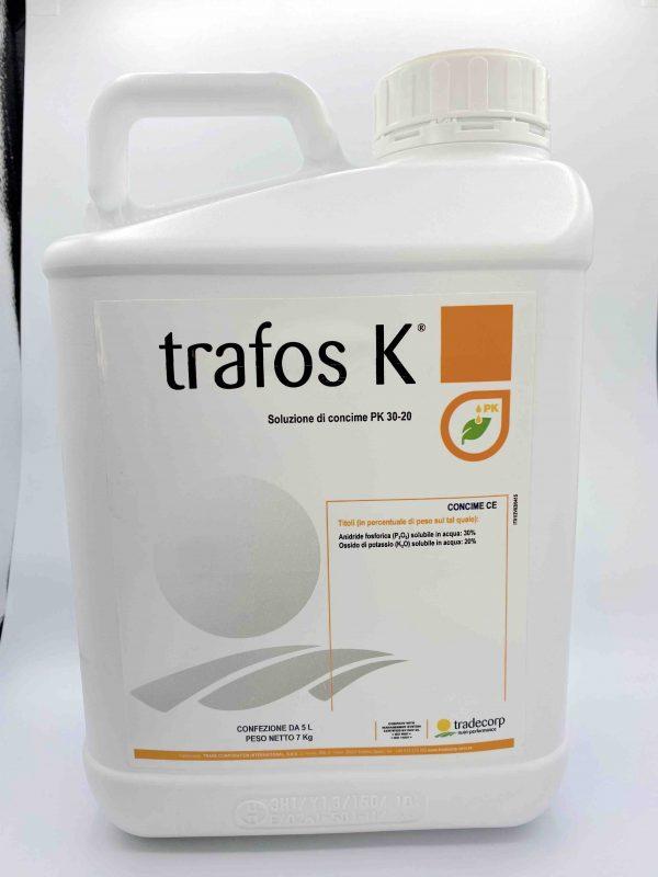 biostimolante fosforo e potassio tradecorp